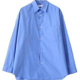 コモリ(COMOLI)のgraphpaper グラフペーパー oversized broad shirt(Tシャツ/カットソー(半袖/袖なし))
