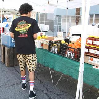 フリークスストア(FREAK'S STORE)のCookman chef short pants leopard クックマン(ショートパンツ)