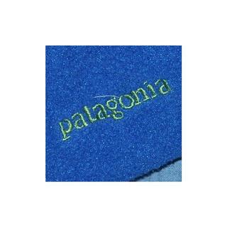 パタゴニア(patagonia)の▪️00's【PATAGONIA】PURPLE BEANIE(ニット帽/ビーニー)