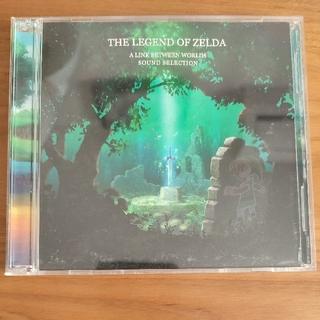 ニンテンドウ(任天堂)のゼルダの伝説 神々のトライフォース2 サウンドセレクション(Disc2枚)(ゲーム音楽)