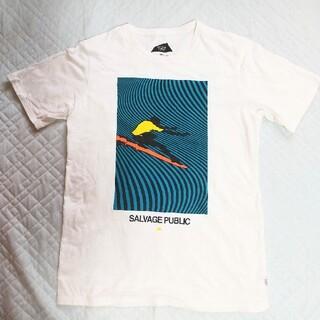 ロンハーマン(Ron Herman)のハワイ★サルベージパブリックTシャツLサイズ(サーフィン)