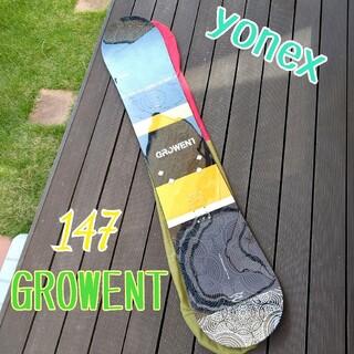 ヨネックス(YONEX)のyonex growent 19-20 147(ボード)