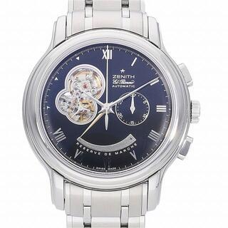 ゼニス(ZENITH)の[z2339]ゼニス グランド クロノマスター XXT オープン(腕時計(アナログ))