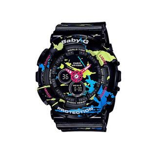 CASIO G-SHOCK Baby-G  BA-120SPL 腕時計