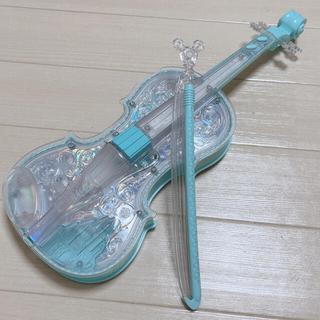 バンダイ(BANDAI)のディズニー  バイオリン(楽器のおもちゃ)