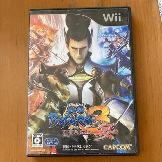 ウィー(Wii)の戦国BASARA3 宴 Wii用ソフト(家庭用ゲームソフト)