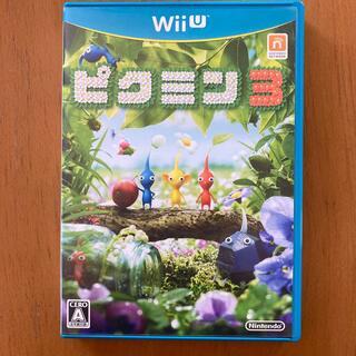 ウィーユー(Wii U)のピクミン3 Wii Uソフト (家庭用ゲームソフト)