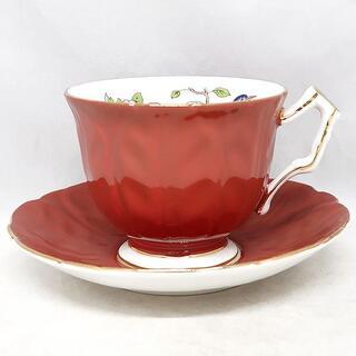エインズレイ(Aynsley China)のAYNSLEY エインズレイ ペンブロック コテージガーデン カップ&ソーサー(食器)
