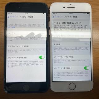 アイフォーン(iPhone)のiPhone8 simフリー(携帯電話本体)