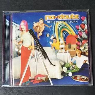 CD「RETURN OF SATURN」NO DOUBT ノー・ダウト(ポップス/ロック(洋楽))