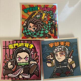 バンダイ(BANDAI)の鬼滅の刃マンチョコ2 炭治郎×ヘッドコロロ(キャラクターグッズ)