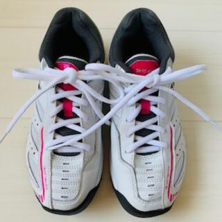 ヨネックス(YONEX)のヨネックス テニスシューズ 22cm クレー&オムニー用(シューズ)