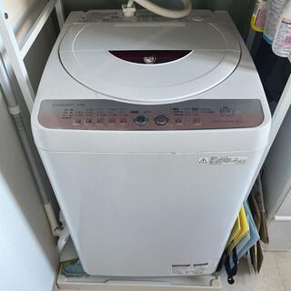 SHARP - SHARP洗濯機 ES-GE60L
