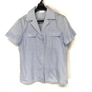 ルネ(René)のルネ 半袖シャツブラウス サイズ9 M美品  -(シャツ/ブラウス(半袖/袖なし))