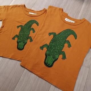 コドモビームス(こどもビームス)のmini rodini(ミニロディーニ)半袖Tシャツ(Tシャツ/カットソー)