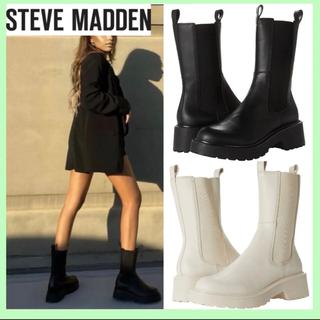 スティーブマデン(Steve Madden)のSteve Madden 人気 チェルシーブーツ サイドゴア(ブーツ)