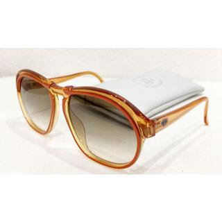 ディオール(Dior)のディオール 独製 ヴィンテージ サングラス 18632408(サングラス/メガネ)