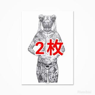 オオトモ(OTOMO)の【ステイシー様】平成聖母 A2ポスター(ポスター)