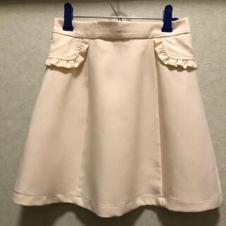 ロジータ(ROJITA)の【ROJITA】台形スカート(ミニスカート)