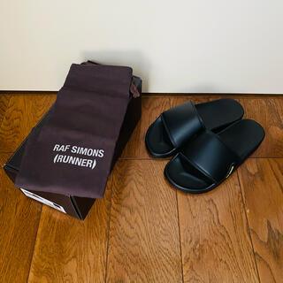 ラフシモンズ(RAF SIMONS)の【RAF SIMONS(RUNNER)】ラフシモンズ ランナー サンダル(新品)(サンダル)