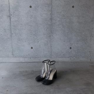 エムエムシックス(MM6)のMM6 pvc boots (10/8まで)(ブーツ)