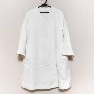 アナイ(ANAYI)のアナイ コート サイズ36 S レディース - 白(その他)