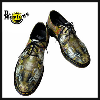 ドクターマーチン(Dr.Martens)の美品 ドクターマーチンDr.Martens 「聖ゲオルギウスと竜」3ホール レア(ブーツ)