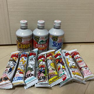 ニッシンショクヒン(日清食品)の日清 カップヌードル ソーダセット(ソフトドリンク)