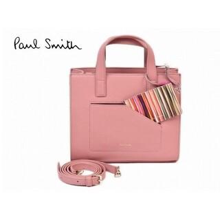 ポールスミス(Paul Smith)のPaul Smith   牛革2wayバッグ パスケースなし 新品未使用タグなし(ショルダーバッグ)