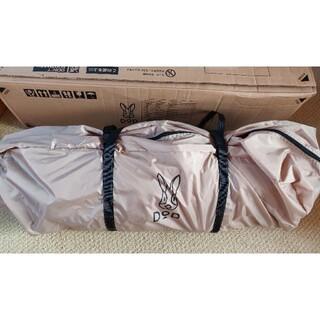 ドッペルギャンガー(DOPPELGANGER)のDOD わがやのテント ワンタッチ ポリコットン T5-869-TN ベージュ(テント/タープ)