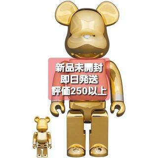 メディコムトイ(MEDICOM TOY)のMastermind Japan Gold 100% & 400%(その他)
