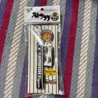 ハンシンタイガース(阪神タイガース)の阪神タイガース携帯ストラップ(応援グッズ)