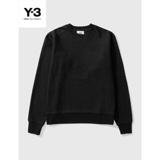 ワイスリー(Y-3)のY-3 クラシック バック ロゴ スウェットシャツ(スウェット)