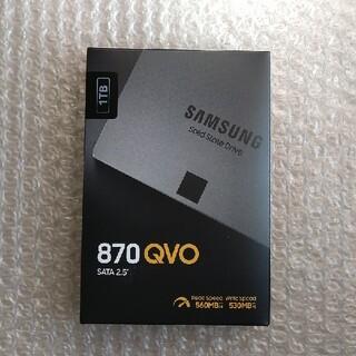 SAMSUNG - SSD 1TB(新品・未開封)
