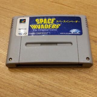 スペースインベーダー スーパーファミコンソフト(家庭用ゲームソフト)