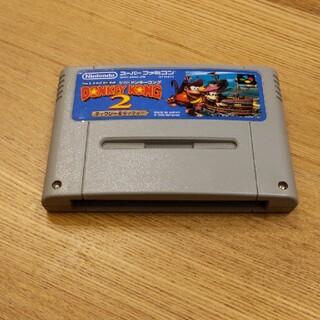 スーパードンキーコング2  スーパーファミコンソフト(家庭用ゲームソフト)