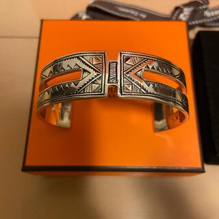 エルメス(Hermes)の国内10月購入 エルメス トゥアレグ バングル T4サイズ(バングル/リストバンド)