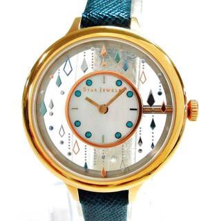 スタージュエリー(STAR JEWELRY)のスタージュエリー 腕時計美品  レディース(腕時計)