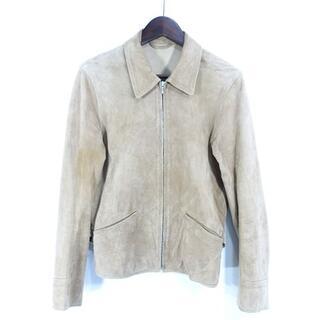 コモリ(COMOLI)のCOMOLI Nuback Leather Jacket(その他)