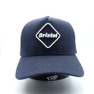 エフシーアールビー(F.C.R.B.)のF.C.REAL BRISTOL 18aw NEW ERA EMBLEM CAP(キャップ)