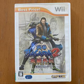 カプコン(CAPCOM)の戦国BASARA2 英雄外伝(HEROES) ダブルパック(家庭用ゲームソフト)
