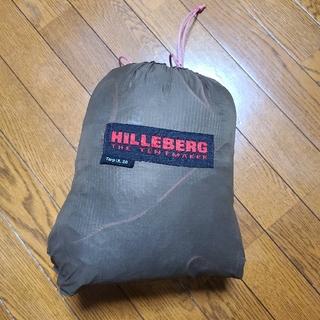 HILLEBERG - ヒルバーグ ウルトラライトタープ 20ul サンドカラー
