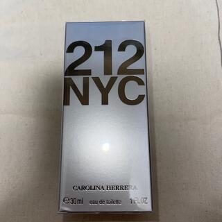 キャロライナヘレナ(CAROLINA HERRERA)のキャロライナヘレラ 212 30ml(香水(女性用))