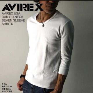 アヴィレックス(AVIREX)のアビレックス(Tシャツ/カットソー(七分/長袖))