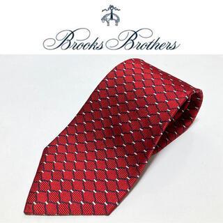 ブルックスブラザース(Brooks Brothers)のBROOKS BROTHERS ネクタイ ブルックスブラザーズ 美品 アメリカ製(ネクタイ)
