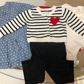 ベビーギャップ(babyGAP)の子供服4着セット(その他)