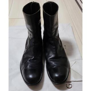 パドローネ(PADRONE)のバックジップブーツ【PADRONE】(ブーツ)