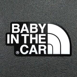 BABY IN CARマグネットステッカー チャイルドシートとご一緒に(車外アクセサリ)