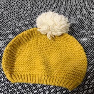 ボンポワン(Bonpoint)の未使用 ボンポワン    ニット帽(その他)