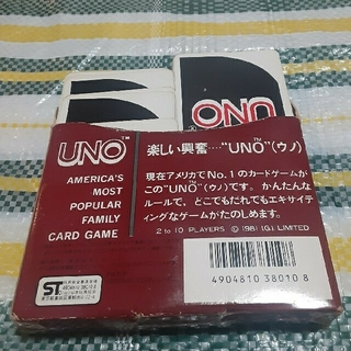 タカラトミー(Takara Tomy)のUNO ウノ(トランプ/UNO)